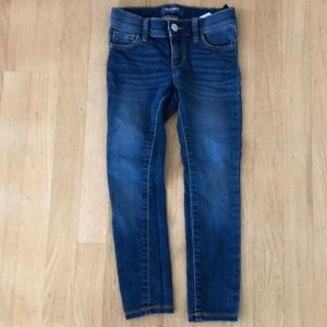 Old Navy Girls Size 5 Super Skinny Jeans